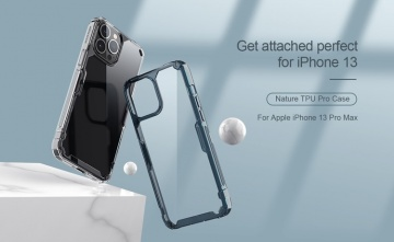 Ốp lưng iPhone 13 ProMax - Nillkin mới